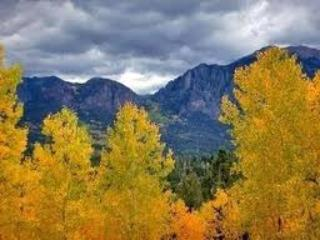 Spectacular Fall Color in our Mountains