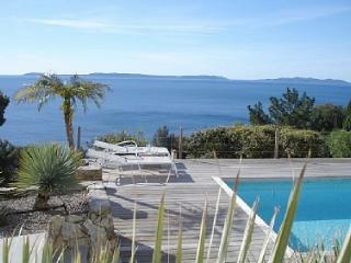 Outstanding Le Lavandou Villa Holiday Rental with a Pool