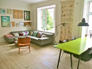 Modern and cozy family friendly Copenhagen apartment, Copenhague