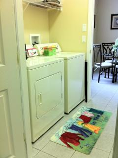 LAUNDRY ROOM (WHY TAKE IT HOME?)
