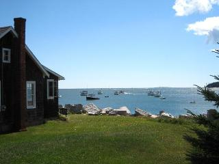 Spruce Head Island, Maine, Waterfront Cottage, South Thomaston