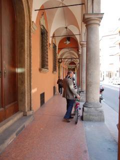 Casatori - The portico