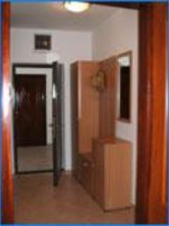 hallway and main door