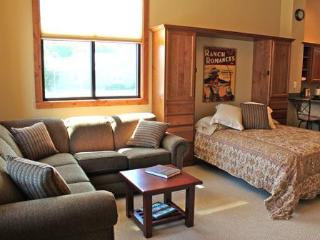 New Studio Condo Near Bozeman in the Heart of Big Sky Country.