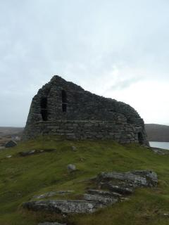 Dun Carloway Broch - built around the 1st Century BC