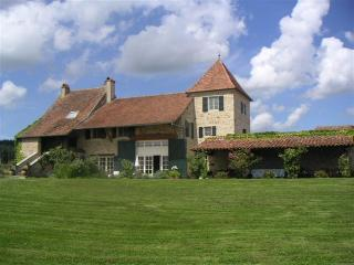 Chateau in the Heart of Burgundy Wine Country - Villa St. Andre, Macon