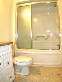 Main Floor 4 piece Bathroom