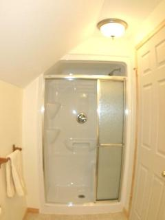 Shower - 2nd Floor