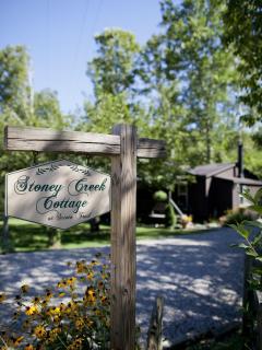 Welocme to Stoney Creek Cottage