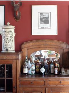 Villa Batavia - Liquor Selection