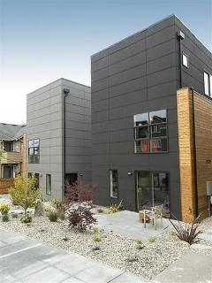 modern eco architectural