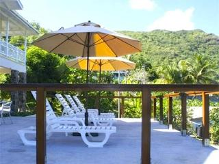 Francyn Villa, Upper - Bequia, Lower Bay