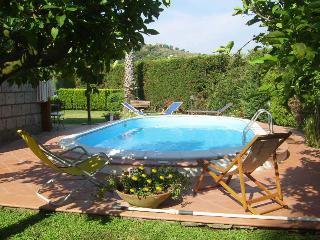 Villa Veria with private Swimming Pool, Massa Lubrense