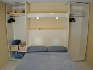 Custom made bed with plent of storage