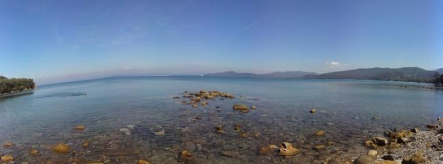 the sea of Castiglione della Pescaia