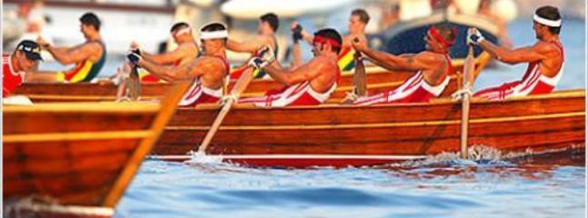 boat race in Castiglione della Pescaia
