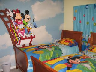 Mickey's Room for kids