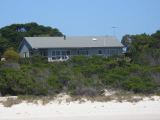 Absolute beach frontage