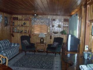 2 Bd / 2 Ba Log Home near SDC and Table Rock Lake, Branson