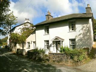 CRAKE COTTAGE, Spark Bridge, South Lakes