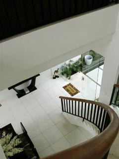Entrance and Stairs to Second Floor