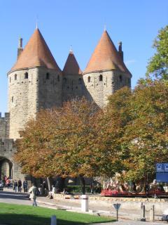 Medieval City Carcassonne 30 mins