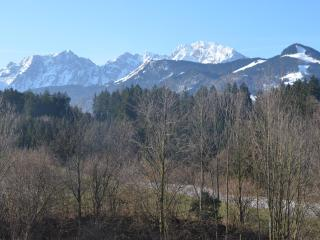 View of Mountains from House