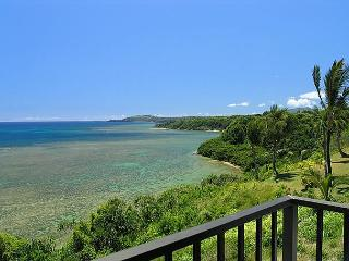 Sealodge G7: Oceanfront views from top floor 2br/2ba, VIEW +++, Princeville