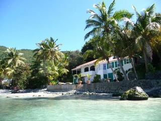 Cane Garden Bay Beach House Tortola BVI