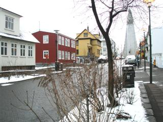 The Red House Holiday Flat Lower WIFI!, Reykjavik