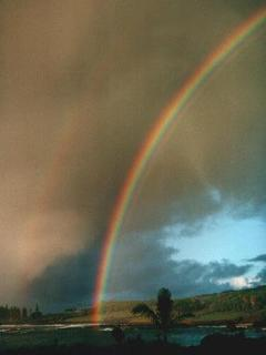 Double rainbows abound and viewed from all windows in this beautiful area called Hana!
