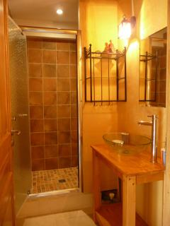 salle d'eau romaine, roman bathroom