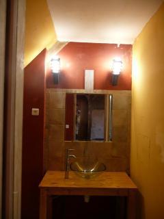 salle d'eau chinoise, chinese bathroom