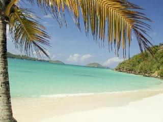 Luxury 2Bed/2Bath On Pocket Beach/Private Deck, St. Thomas