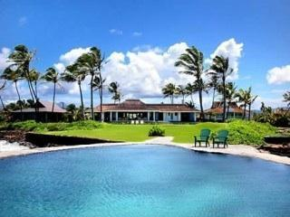 Kauai's finest oceanfront vacation rental