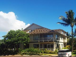 Luxury air-conditioned 2br/2ba, pool, walk to Poipu beaches & restaurants!