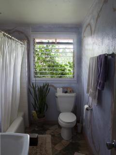 uptairs bath