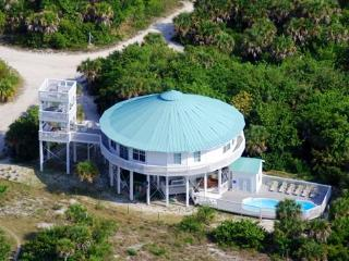 Ocean Views, Luxury 5 Bedrooms, Huge Pool, Île de Captiva