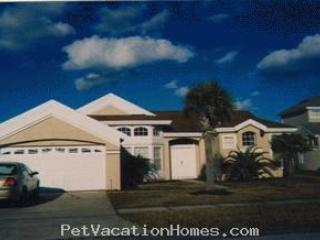Disney Pet friendly vacation home large pool