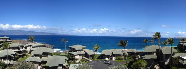 Bay Villas panorama view