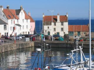 Pittenweem Harbour - great value winter getaway