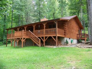 Cataloochee Mountain Cabin/ Great Smokey Mountains, Waynesville