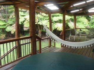 Hale Hapu'u Rain Forest Retreat