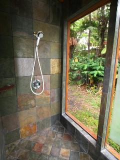 Forest Room shower