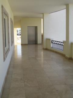 Elevators to each floor
