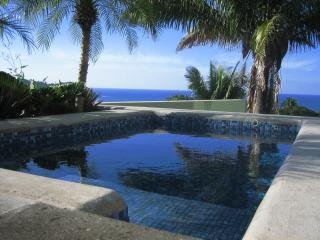 Private Dipping Pool! 1 BR Huge Ocean Views Guest House. Inside/Outside Living!, Sayulita