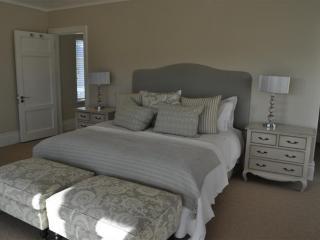 Bedroom overlooking lagoon