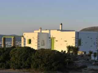 Greek Villa Rental with Pool on Paros near Beach and Village - Villa Parasporos