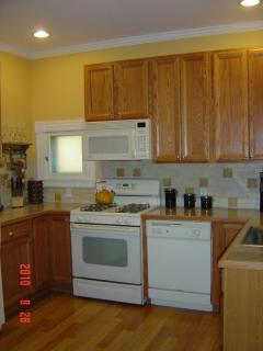 Beautiful, large kitchen with new appliances and every accessory you can imagine