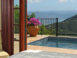 Apito - Upscale 2BR/2BA - Full A/C w/ Private Pool, St. John
